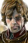 Game Of Thrones Tyrion Lannister Peter Dinklage by masteryue