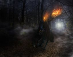 The Headless Horseman by Jcdow3