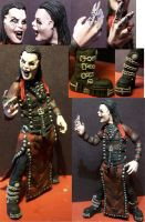 Dani Filth 2 by hatredtheblack