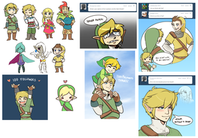 Skyward Sword dump 1 by Snake--man