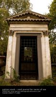 Abney Park Cemetery Stock 3 by Polstar-Stock