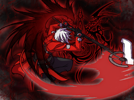 Ragna the Blood Edge by Behaxel