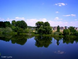 Tormes River by LysNw