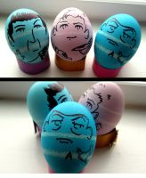A Star Trek Easter by Bmas