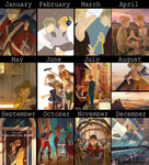 2011 art summary by hakuku