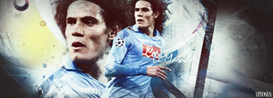 Edinson Cavani by VitoGFX