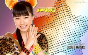 Wallpaper Momusu Winter 2012 Ayumi ver 2 by RainboWxMikA