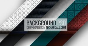 Classic pattern show room background by techandall212