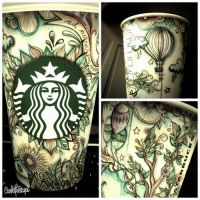Project Papercups 004 by sweeter-than-reality