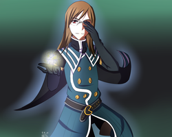 Tales of the Abyss - Evil Fonist by Nera-loka14