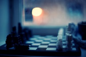 Gloomy Chess by cainadamsson