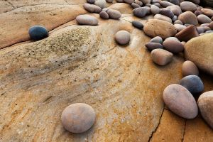 Hopeman Stones by EvaMcDermott