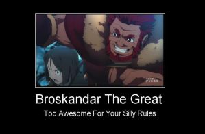 Broskandar The Great by Andarion