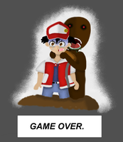 Buried Alive (game boy color) by TheLittledDemonCat
