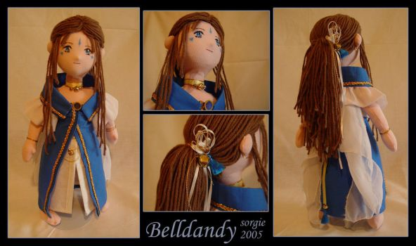 Belldandy by sorgie