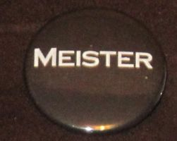 'Meister' button by BlackUnicornWood