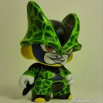 Custom Cell Munny by dendeone