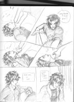 Nico Likes It Rough by drk-sanctuary
