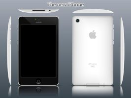 The new iPhone by CrazyEM