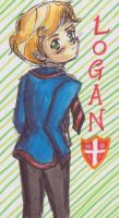 Logan Wright by kawaiisweetie-chan