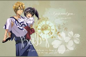 i just need you usui by MissUsui