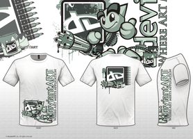 unleashed-white by ctekdesigns