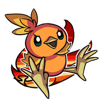 Torchic by Smearg