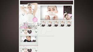 Ordered design (ultimate-mileyrcyrus.blog.cz) by dailysmiley
