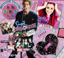 ~# SweetWelcome{Pack}  by PrincessOfMyHeart
