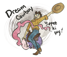 Dream Cowboy by Pokeaday