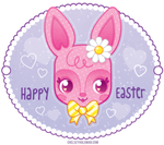 Happy Easter 2014 by chelseyholeman