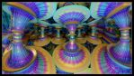 Psychedelic Dervishes by Eccoton