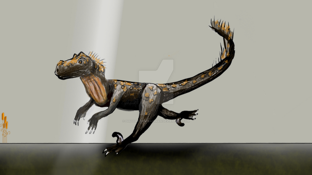 Speculative Archosaur 2 by dinodanthetrainman