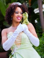 Princess Tiana by SNTP