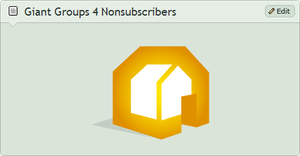 Giant Groups 4 Nonsubscribers by izafer