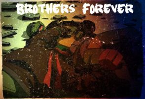 Brothers Forever II by YAYProductions