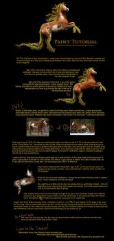 Paint Horse Tutorial by arrsistable