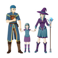 The Compass Family by Nasby321