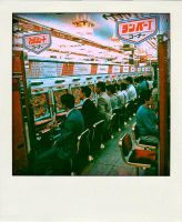 Pachinko by fotocali