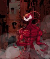 Carnage's Night on the Town by Stuartwebster