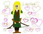 My Valentines Day Legolas by Amber-LOTR-FREAK