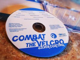 Combat the Velcro CD Cover 04 by gleaming4shadows