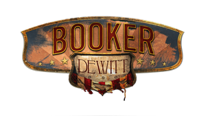 Booker Dewitt by OathMagistrate