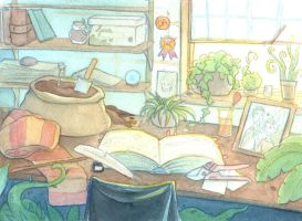 Pr Longbottom by Diabolo-menthe