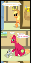 Big Macintosh's Secret by CosmicWaltz