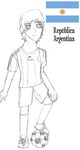 APH Argentina by LaMademoiselleRouge
