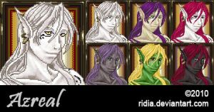 [Commission] Azreal Remappable by ridia