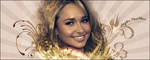 Hayden Panettiere signature by Andre99
