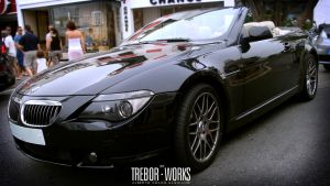 BMW M6 Convertible by 1R3bor