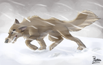 Balto's Journey by Elana-Louise